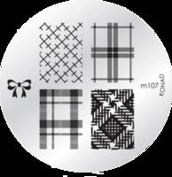 Konad Image Plate M108