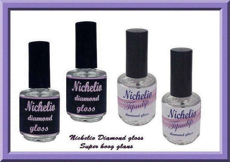 Nichelio Diamond top gloss