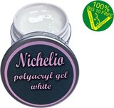Poly acrylgel wit