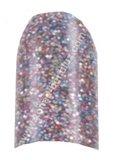 Nichelio color acryl - G-06  color: shimmer multi-color