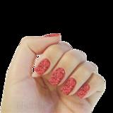 Nichelio soak off gellak - hot pink glitter