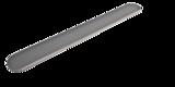 polijstvijl recht smal grijs 3 way