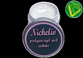Polyacrylgel - white - (vegan)