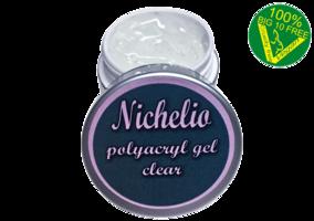 Polyacrylgel - clear - (vegan)