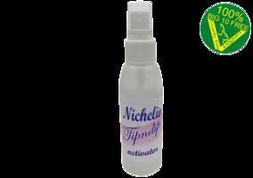 Nichelio tipndip activator spray - (vegan)