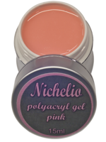 Polyacrylgel - Pink - (vegan)