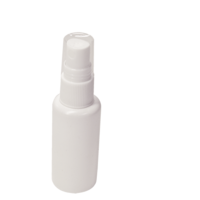Leeg sprayflesje 60ml - wit