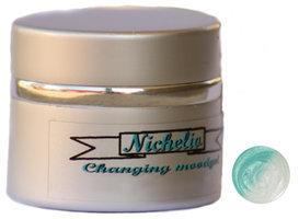 Nichelio Mood Gel Pastel green white