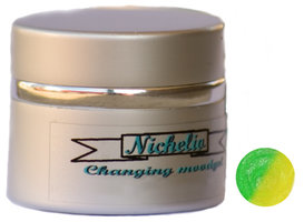 Nichelio Mood Gel Green yellow