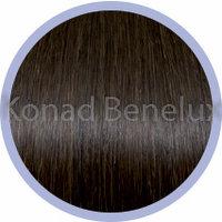 Hair extension Seiseta  6 Licht bruin