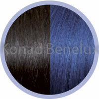 Hair extension Seiseta  4/blue Bruin/blauw