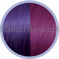 Hair extension Seiseta  Violet/red violet