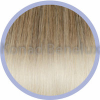 Hair extension Seiseta  DB4/1001 Donker goud blond-platinum blond