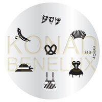 Konad Image Plate(Special)-13