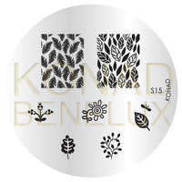 Konad Image Plate(Special)-15