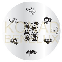 Konad Image Plate(Special)-16