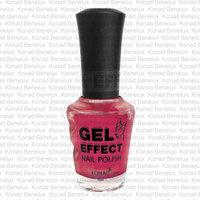 Gel effect nr 07 Reddish pink