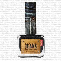 Jeans nagellak Black