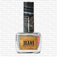 Jeans nagellak Smoke blue