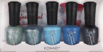 Konad Professional Nailpolish box set COOL