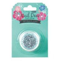 Pro Nail Deco Point Glitter Silver