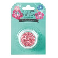 Pro Nail Deco Point Glitter Pink