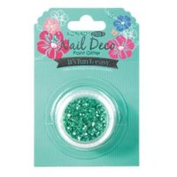 Pro Nail Deco Point Glitter blue-Green