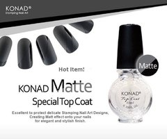 Large Nail Matte top coat Matte top coat