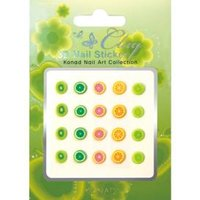 KC3D-01 3D Nail sticker fruit