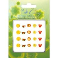 KC3D-02 Fruit sticker