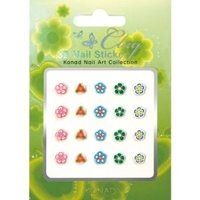 KC3D-03 3D nail sticker