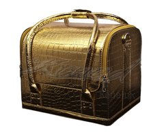 Beauty case tas Gold