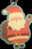 Auto geurhanger kerstman