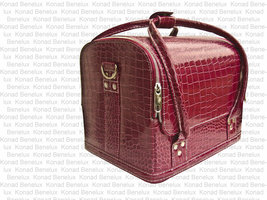 Beauty case tas Purple