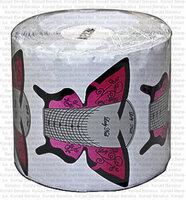 Form /sjablonen Vlinder model 10