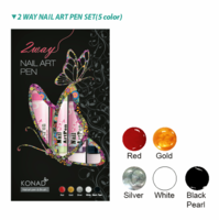 Nail Art Pen 2 Way set