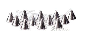 Studs piramide silver Silver