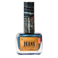 Jeans nagellak Turkey blue