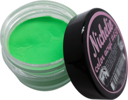 Nichelio color acryl - 450      color: neon green