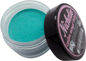 Nichelio color acryl - 468    color: Zeegroen