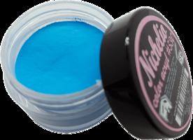 Nichelio color acryl - 530  color: neon blue
