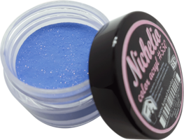Nichelio color acryl - 550  color: glitter seafoam