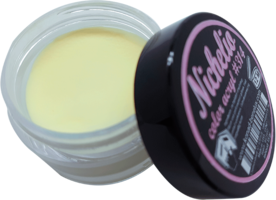 Nichelio color acryl - 314 color: pastel yellow