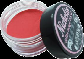 Nichelio color acryl - 850  color: pure red