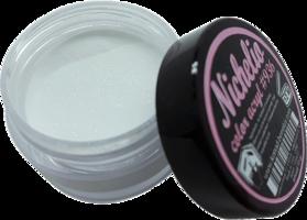 Nichelio color acryl - 936  color: glitter white