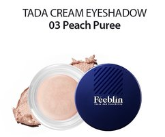 Eye Creme shadow 03 Peach puree