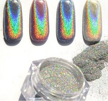 holographic chrome