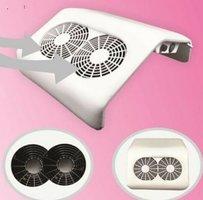 Armsteun afzuiging  Wit krachtige ventilatoren