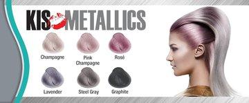 KIS  Metallic Collection Steel Gray