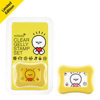Konad stempel clear jelly (geel)